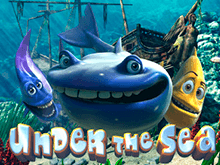 Under The Sea от Бетсофт – автомат online